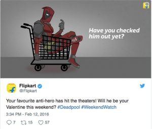 flipkart visual marketing