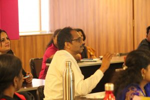 Q&A Session at Digital Marketing Workshop by Branding by Pixels