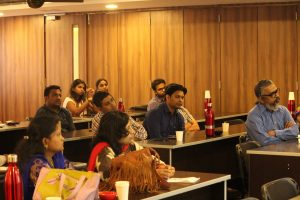 Digital Marketing Workshop Participants conducted by Branding by Pixels