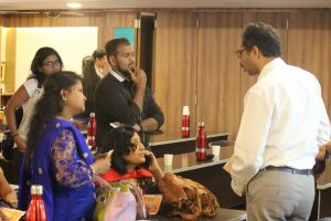 Networking Time at Digital Marketing Workshop - 24th Feb 2018