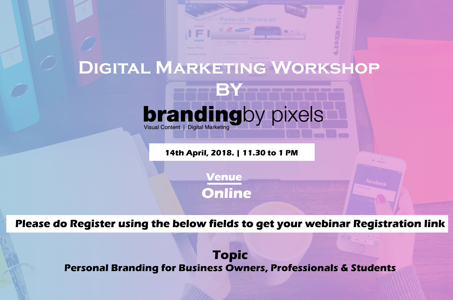 Branding workshop