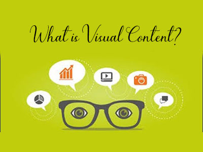 what is visual content