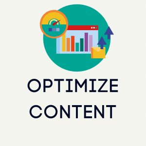 Optimize Content by Branding by Pixels