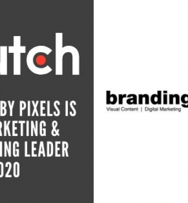 Clutch Award – Branding by Pixels is Clutch Leader 2020