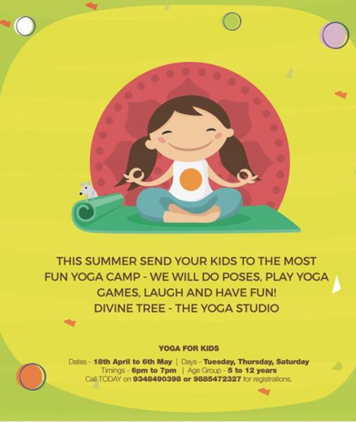 Divine Tree – The Yoga Studio (Success Story)