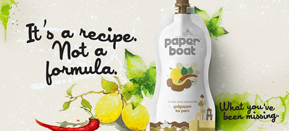 Paper Boat Drinks Instagram Marketing