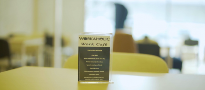 Workaholic Cafe